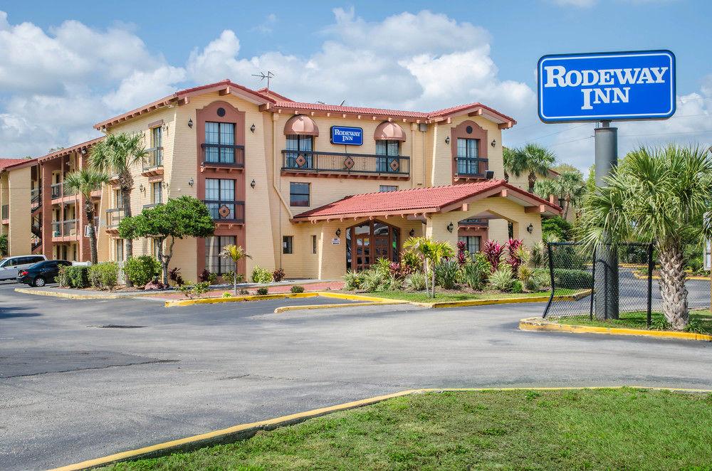 Rodeway Inn Near Ybor City Tampa - Exterior-1