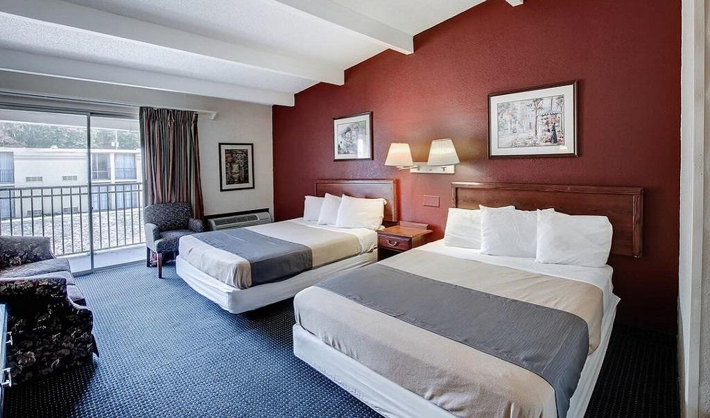Scottish Inn Whippany - Double Beds Room