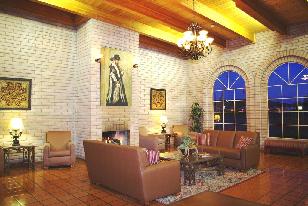 Sierra Vista Suites Arizona - Lobby Lounge