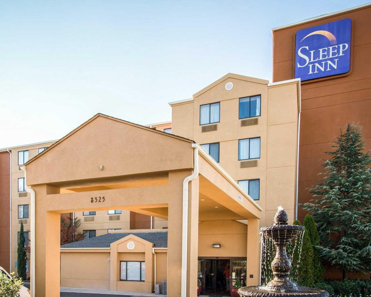 Sleep Inn University Place Charlotte - Exterior-2