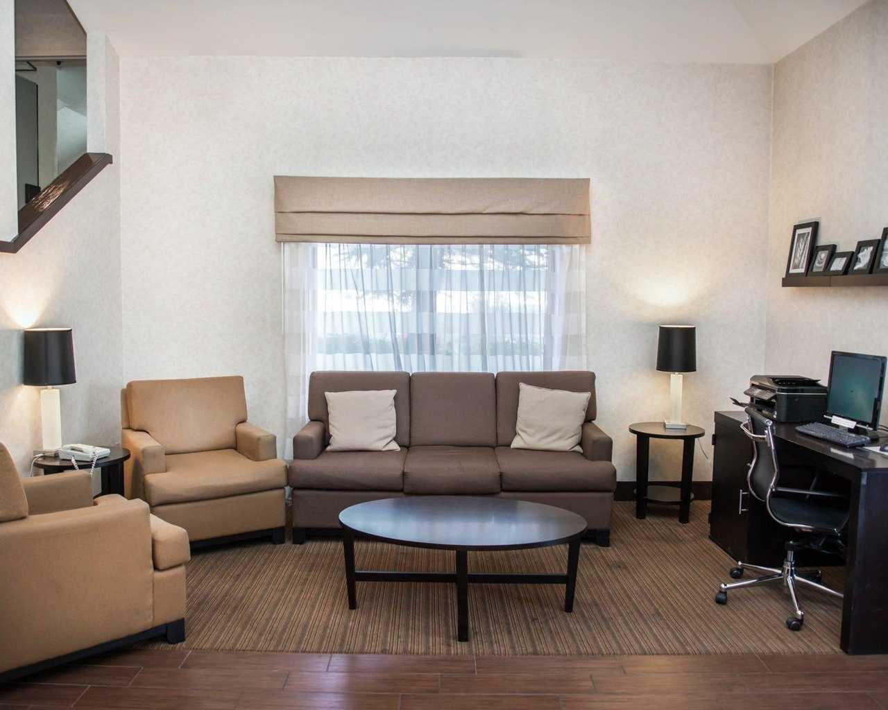 Sleep Inn University Place Charlotte - Lobby-3