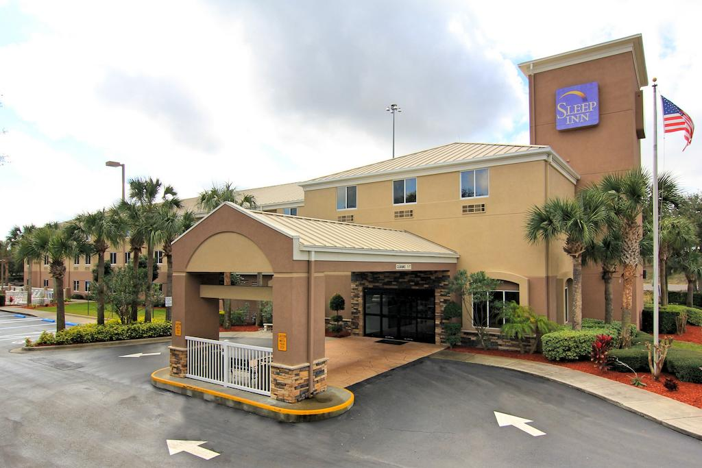 Sleep Inn Ormond Beach - Exterior-1