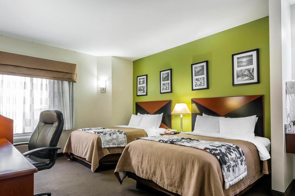 Sleep Inn Peachtree City - Double Beds