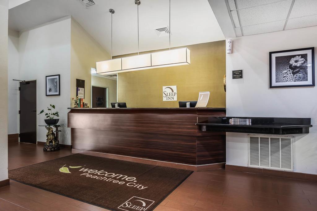Sleep Inn Peachtree City - Lobby-2
