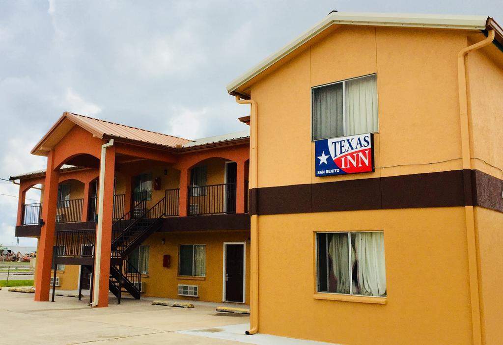 Texas Inn San Benito - Exterior-3