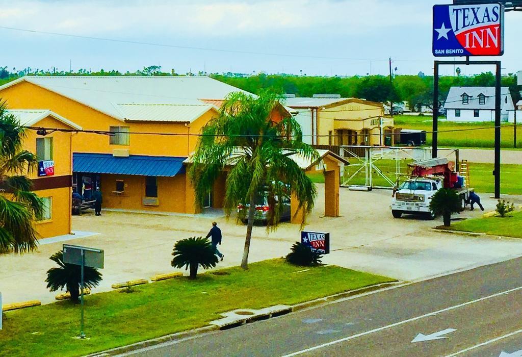 Texas Inn San Benito - Exterior-2