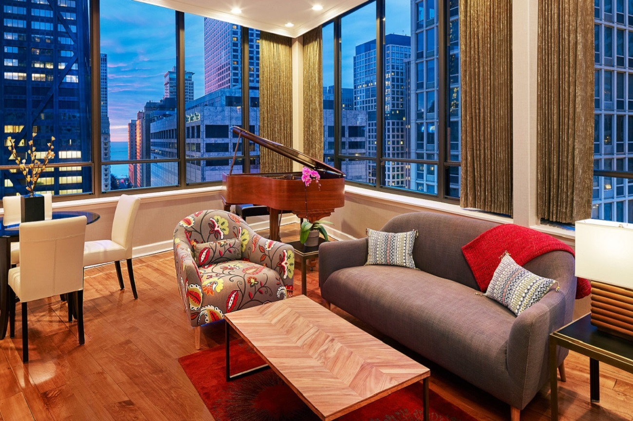 Tremont Chicago Hotel - Michigan Ave Penthouse