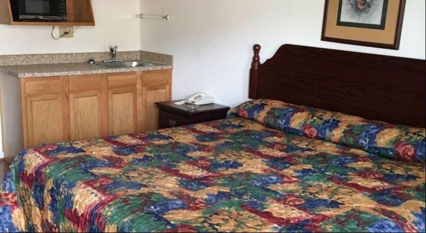 University Lodge Motel - Single Bed-2