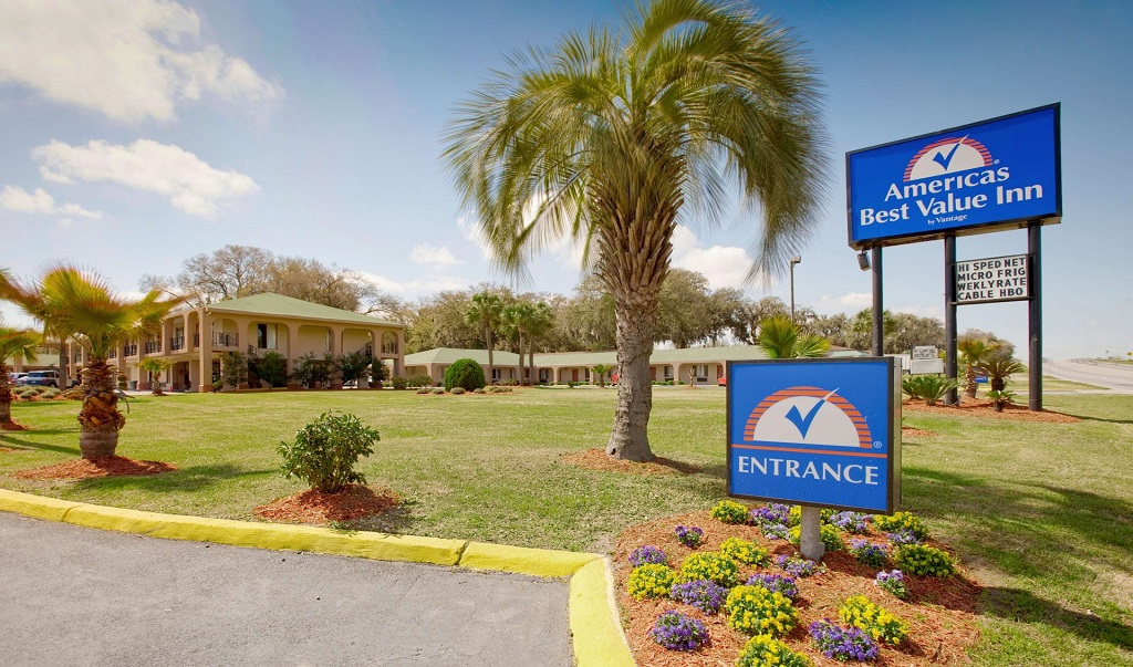 Americas Best Value Inn Savannah - Entrance