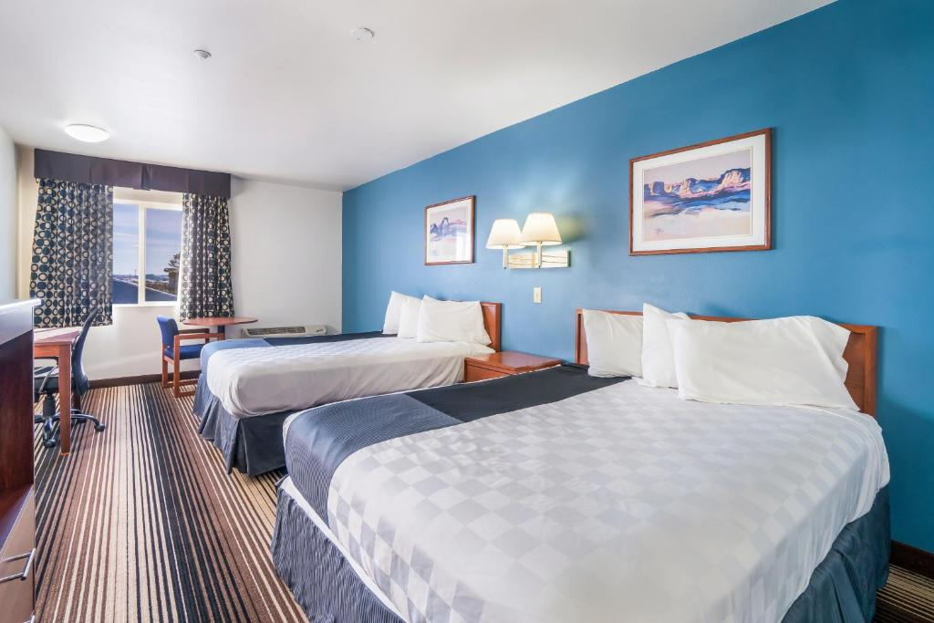 Americas Best Value Inn Green River - Double Beds Room-2