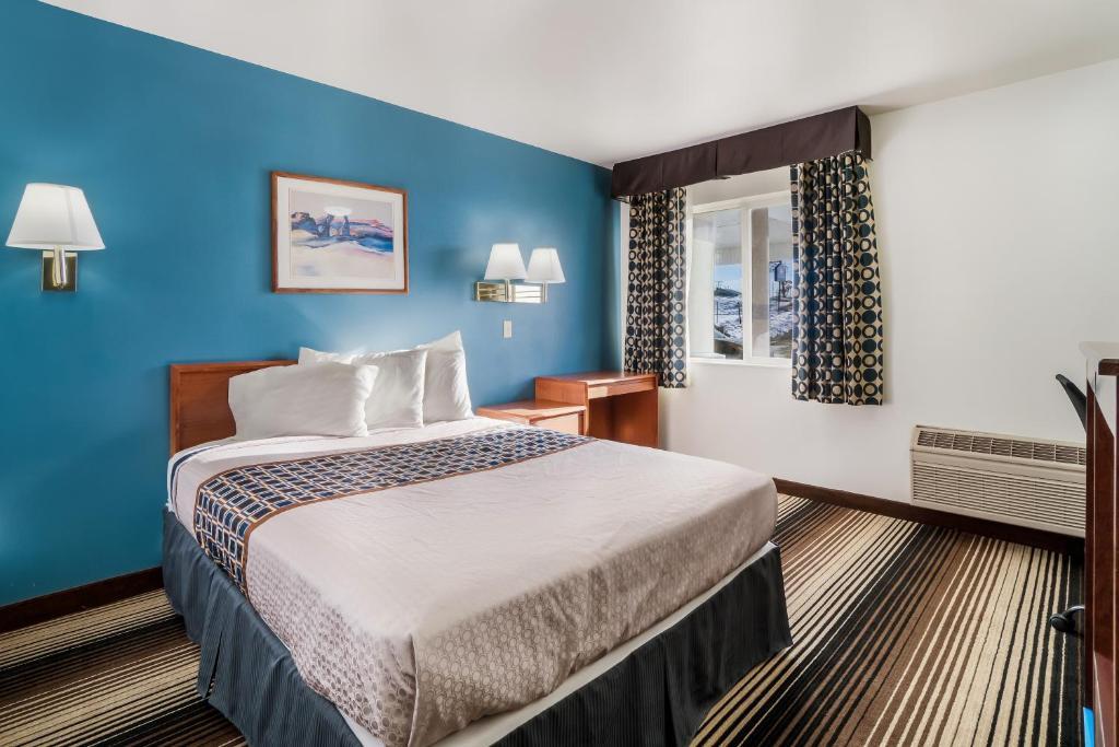 Americas Best Value Inn Green River - Single Bed Room-4