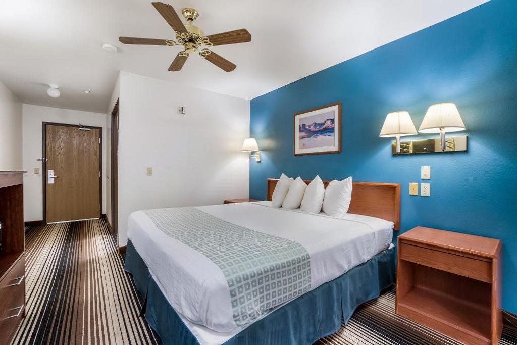Americas Best Value Inn Green River - Single Bed Room-2