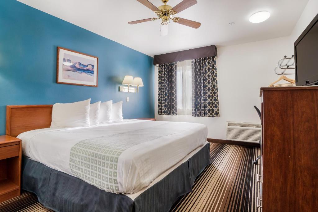 Americas Best Value Inn Green River - Single Bed Room-1