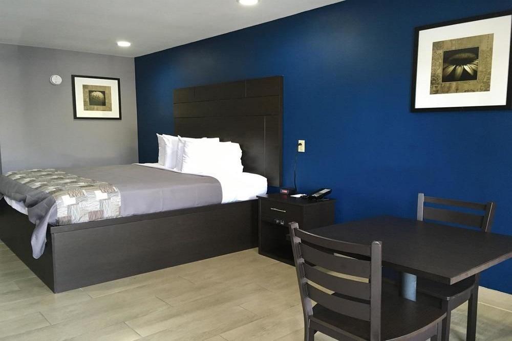 ABVI Denham Springs - Single Bed Room-2