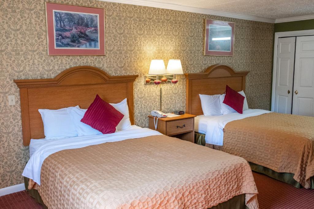 Admiralty Inn & Suites - Double Beds Room-2