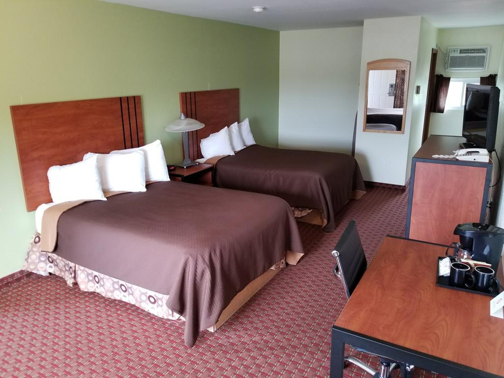 All Seasons Inn & Suites Bourne - Double Beds-1