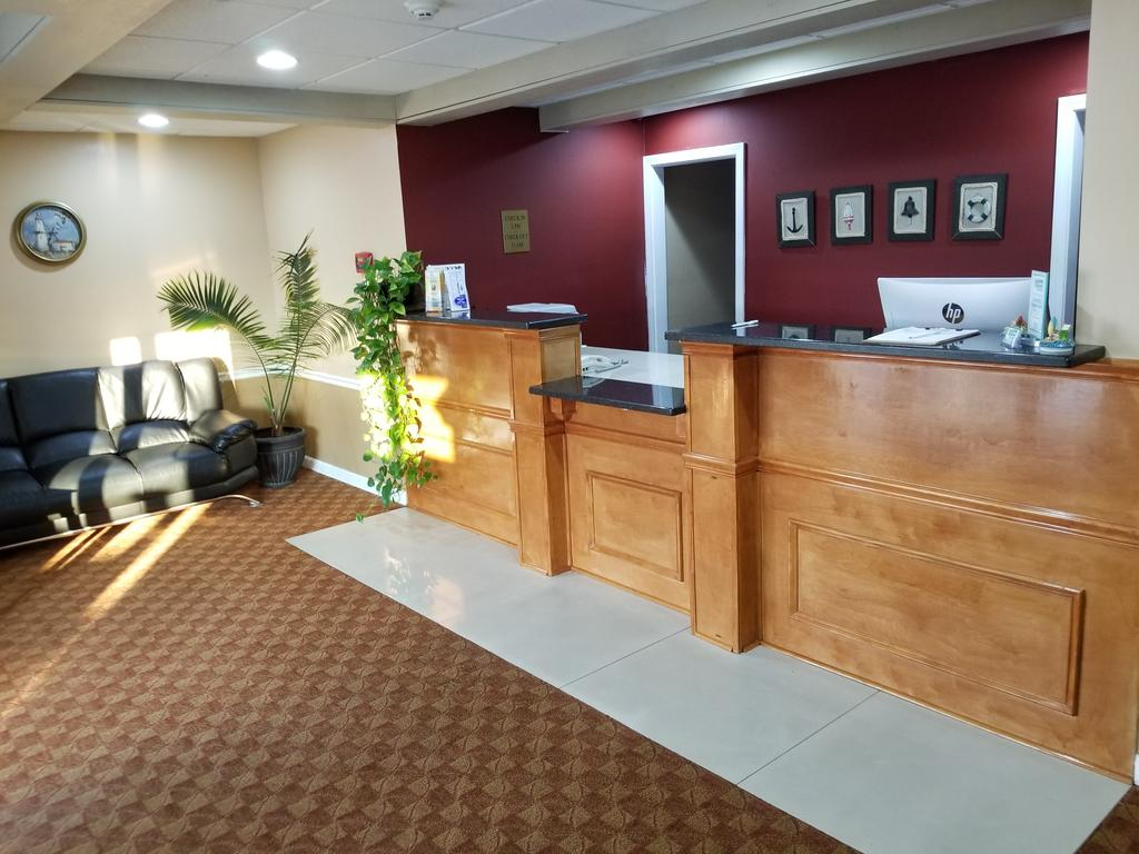 All Seasons Inn & Suites Bourne - Lobby-1