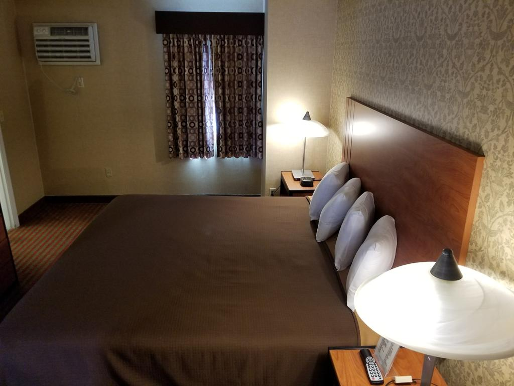 All Seasons Inn & Suites Bourne - Single Bed-1