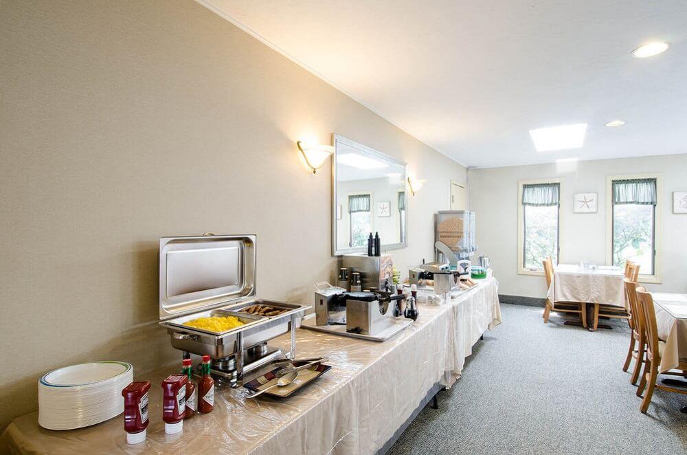 All Seasons Resort Cape Cod - Breakfast Area-1