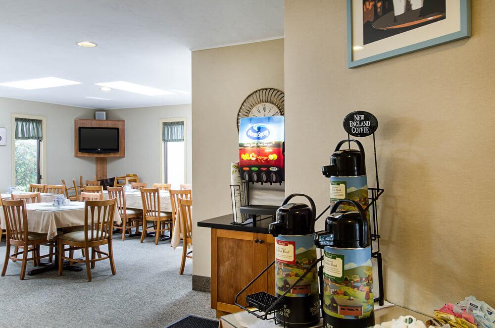 All Seasons Resort Cape Cod - Breakfast Area-2