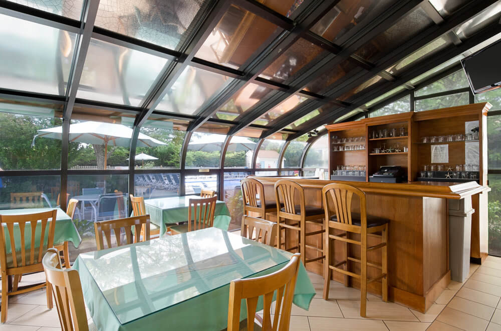 All Seasons Resort Cape Cod - Breakfast Seating Area-3