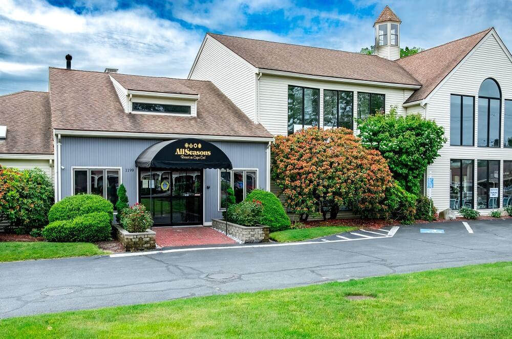 All Seasons Resort Cape Cod - Exterior-2