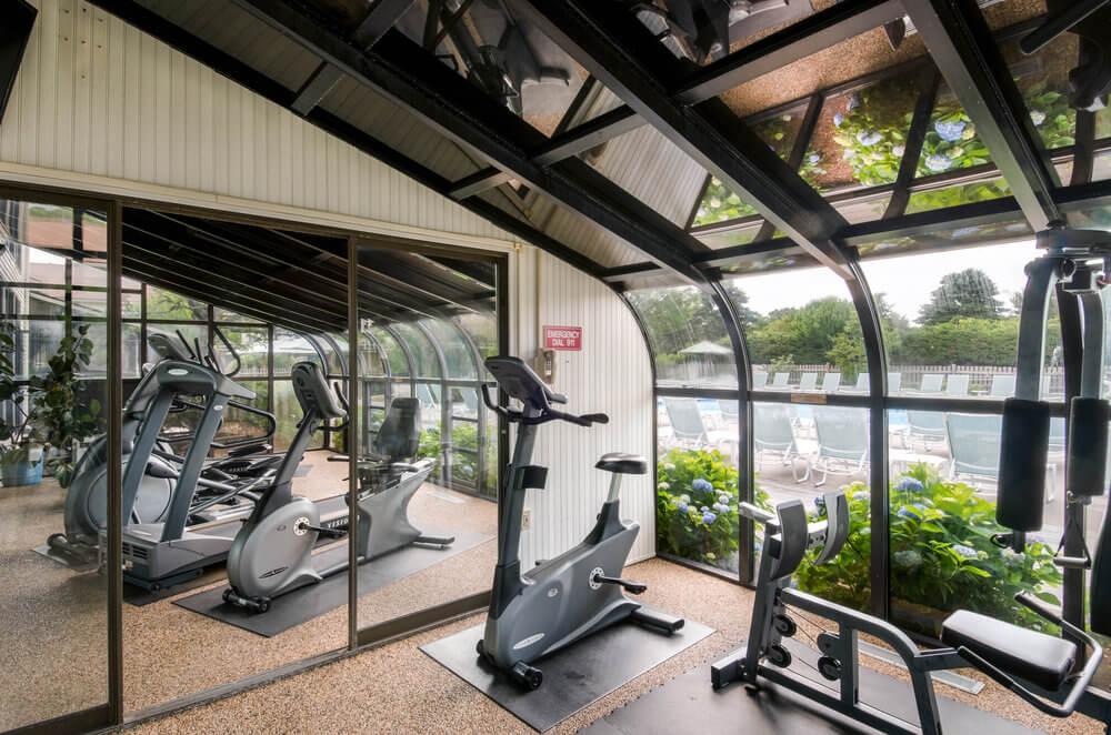 All Seasons Resort Cape Cod - Fitness Room-1