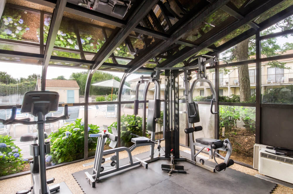 All Seasons Resort Cape Cod - Fitness Room