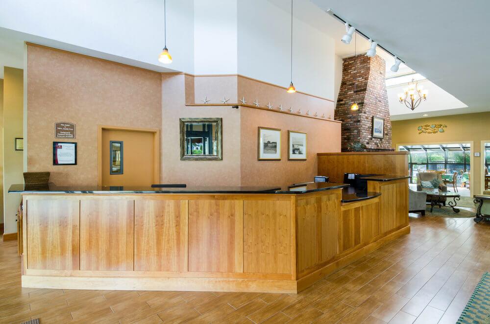 All Seasons Resort Cape Cod - Frontdesk-2