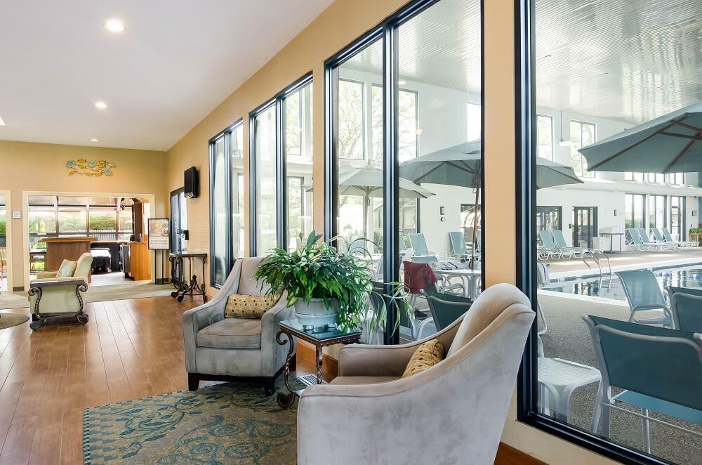 All Seasons Resort Cape Cod - Hallway