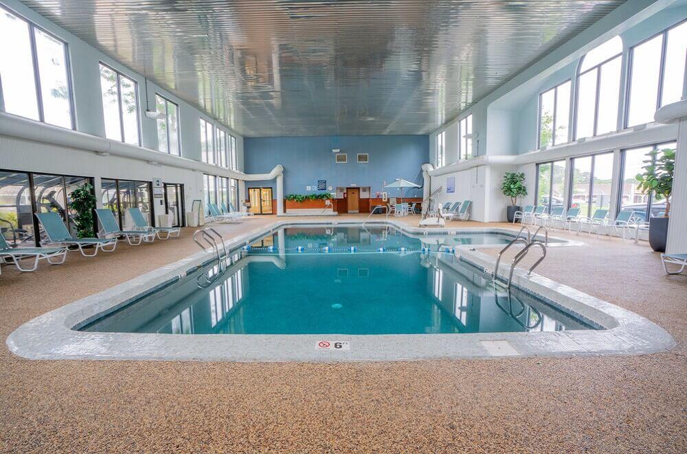 All Seasons Resort Cape Cod - Indoor Pool-1