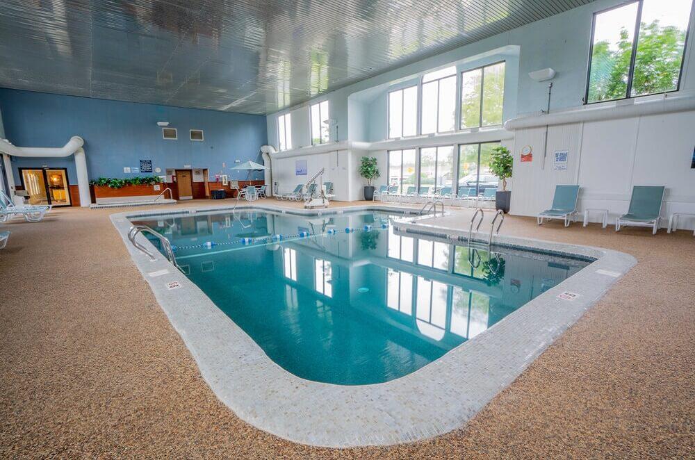 All Seasons Resort Cape Cod - Indoor Pool-2