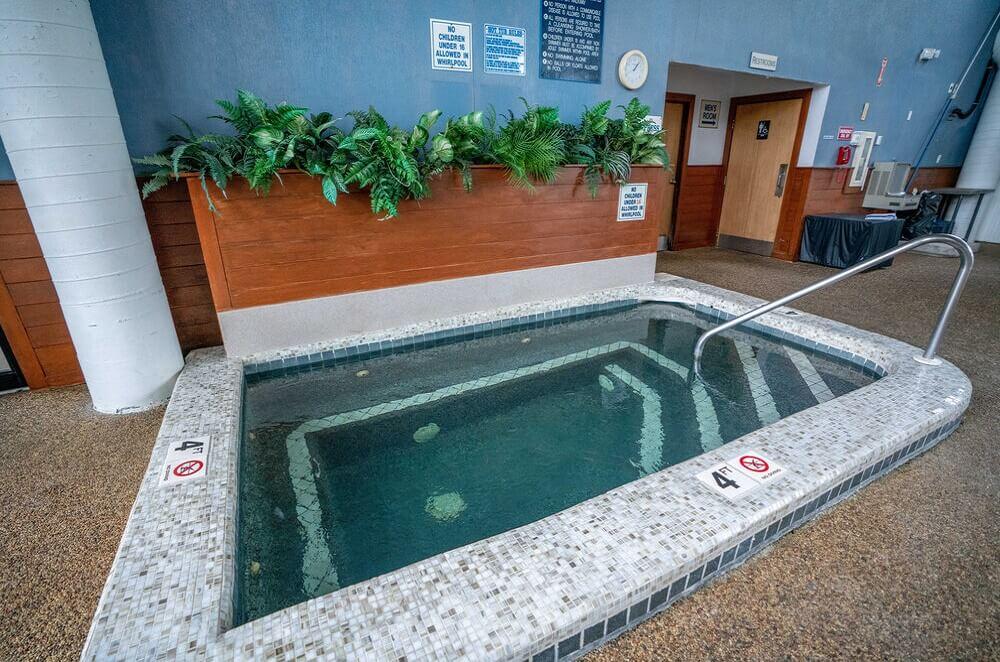 All Seasons Resort Cape Cod - Indoor Pool-3