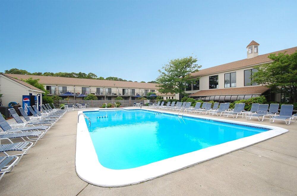 All Seasons Resort Cape Cod - Outdoor Pool-1