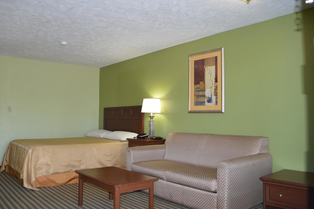 Americana Inn Henderson - Single Bed Room-2