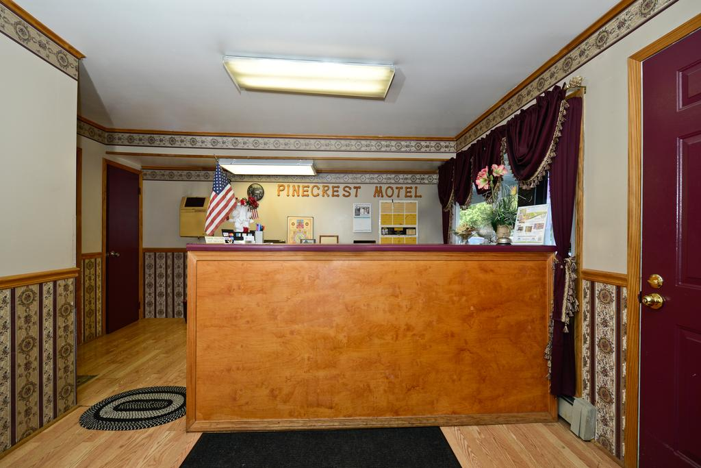 Americas Best Value Inn Jonesville - Lobby