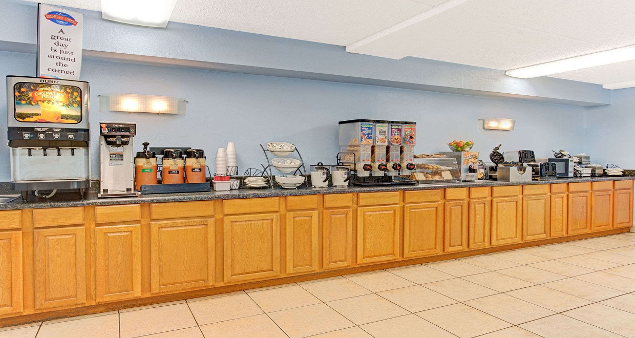 Baymont Inn & Suites - Breakfast Area