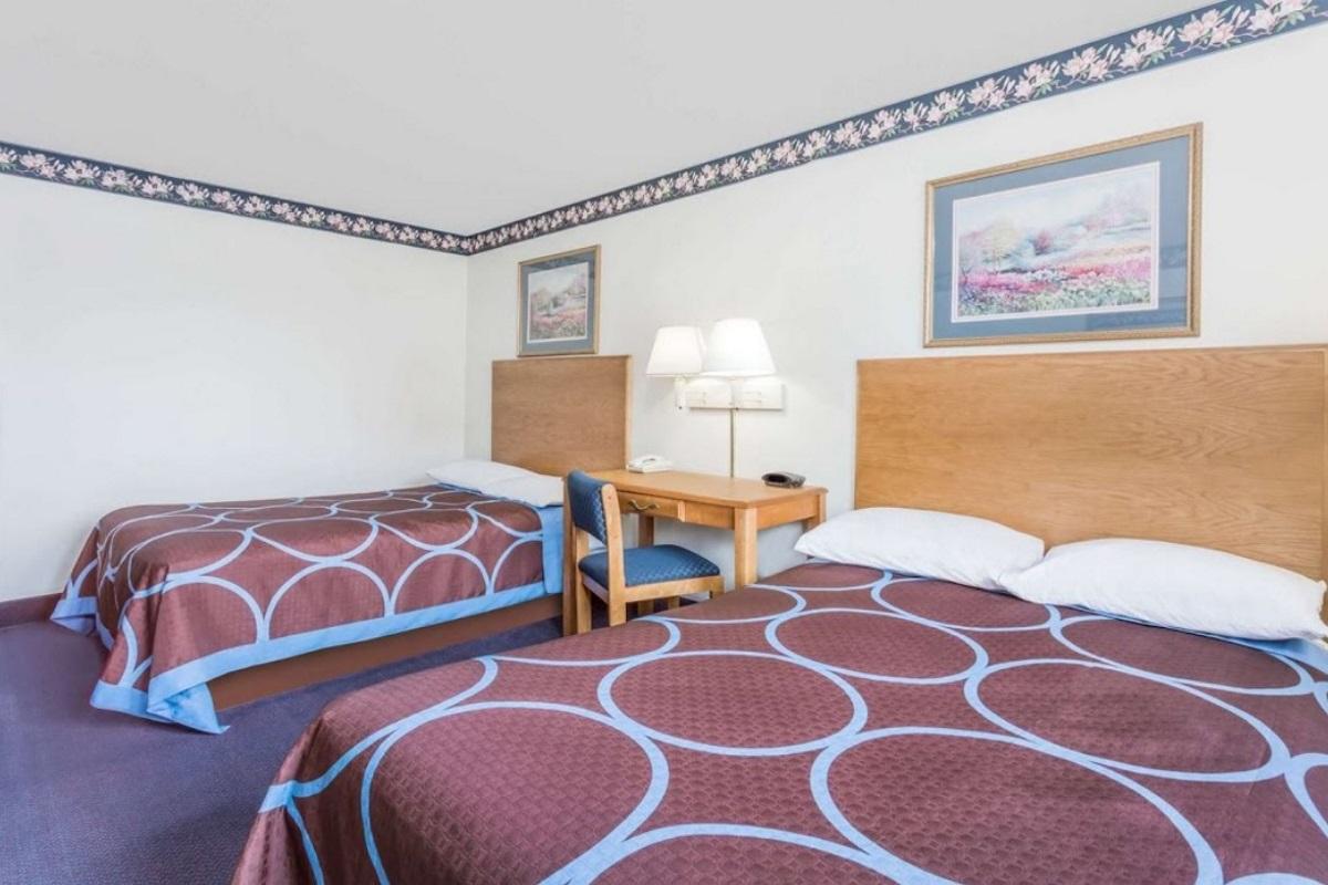Best Inn Petersburg - Double Beds-2