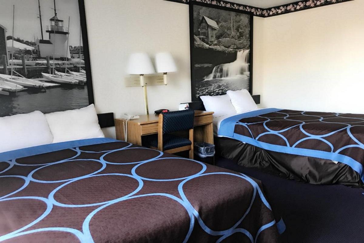 Best Inn Petersburg - Double Beds-3