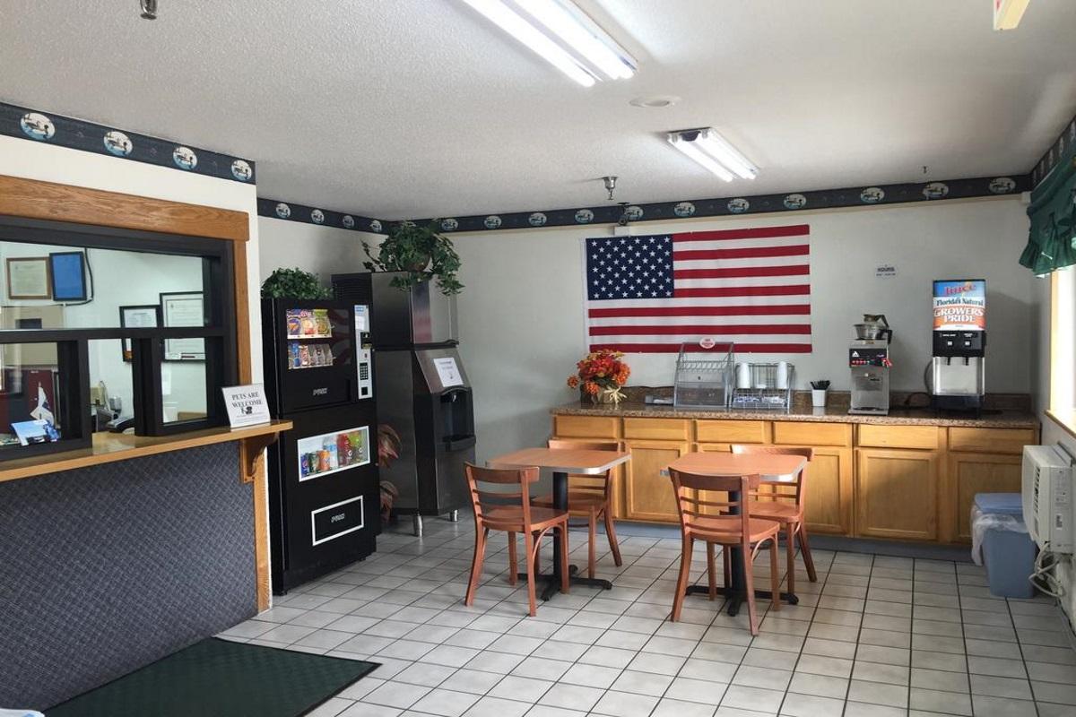Best Inn Petersburg - Lobby