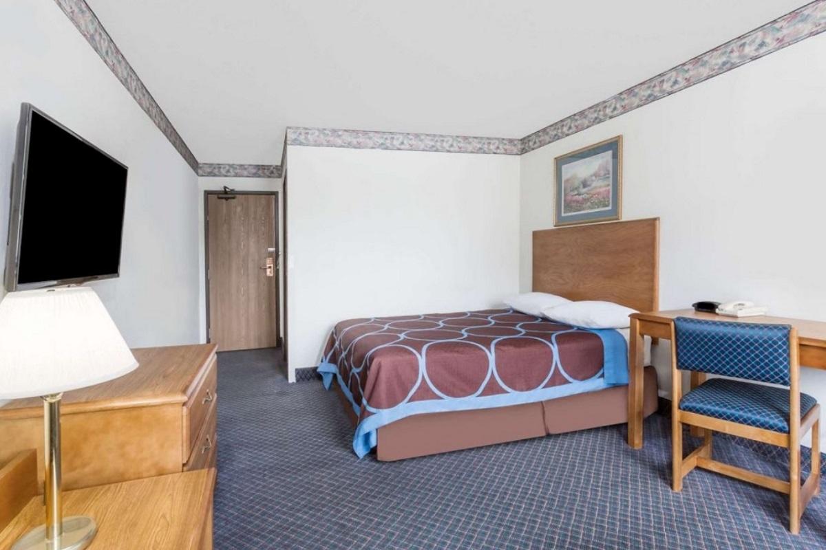 Best Inn Petersburg - Single Bed -1