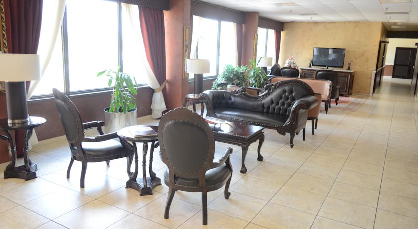 Americas Best Value Inn & Suites - Lobby-3