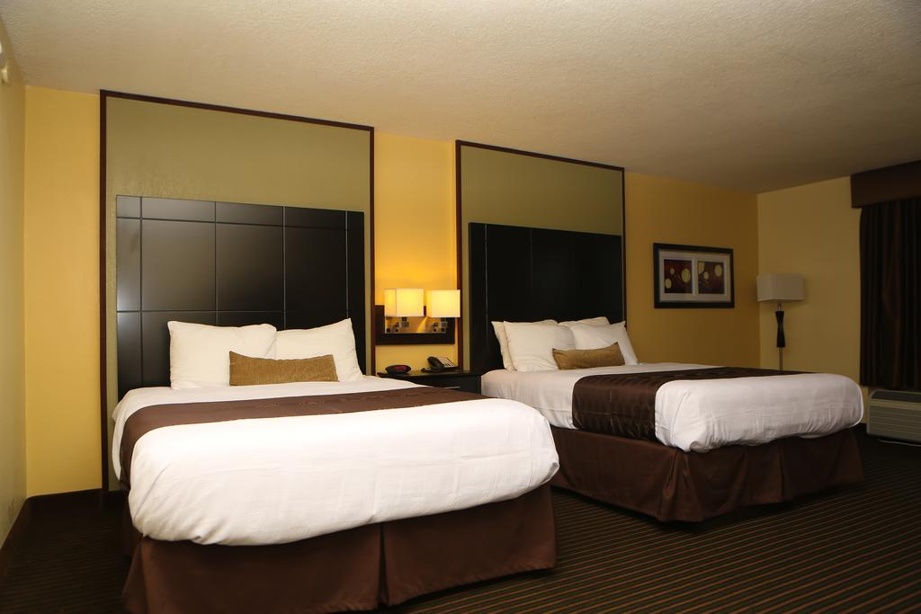 Best Western Inn of Del Rio - Double Beds Room-2