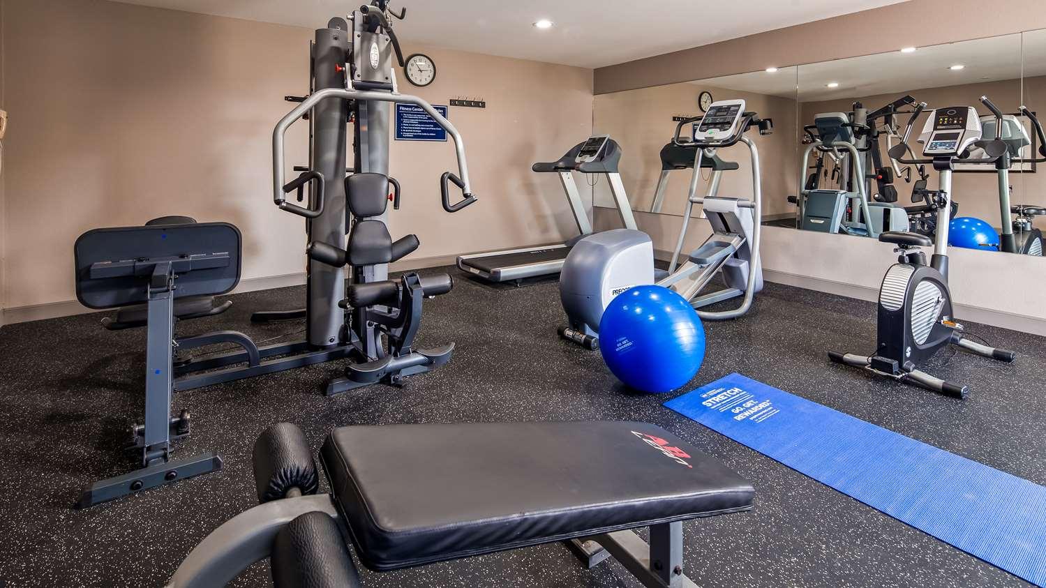 Best Western Lafayette Inn - Fitness Area