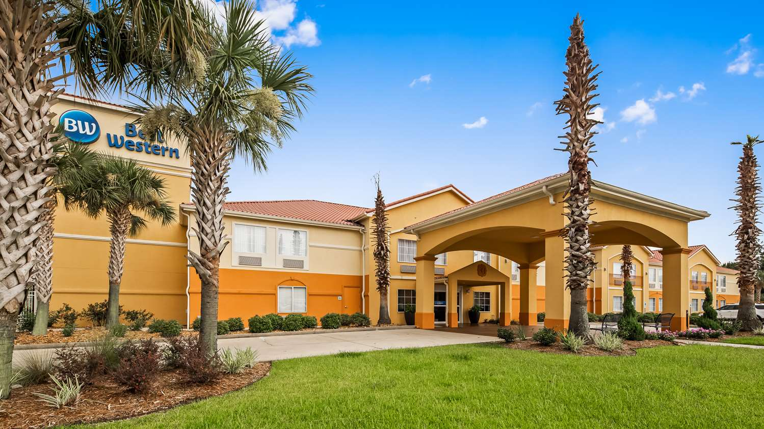 Best Western Lafayette Inn - Hotel Exterior-2