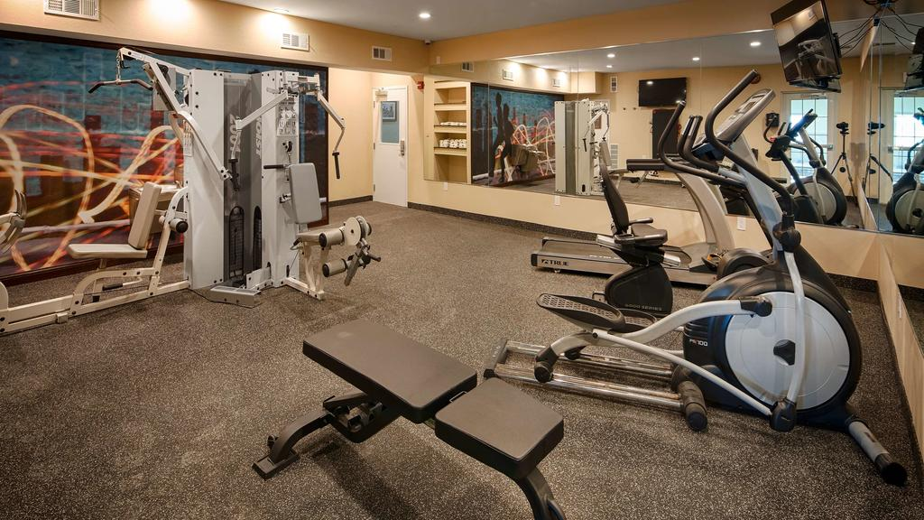 Best Western Plus Crawfordsville - Fitness Facility