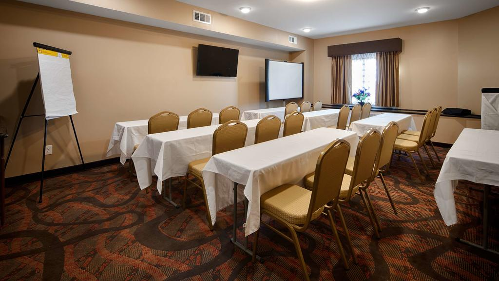 Best Western Plus Crawfordsville - Meeting Facility