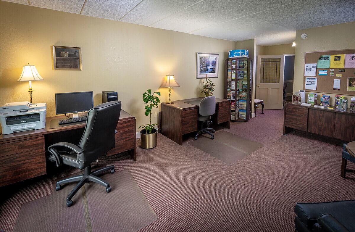 Brandywine River Hotel - Business Center