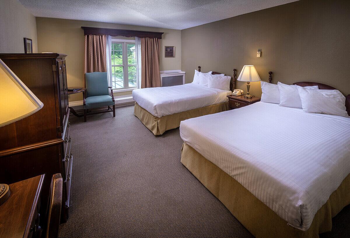 Brandywine River Hotel - Double Deluxe