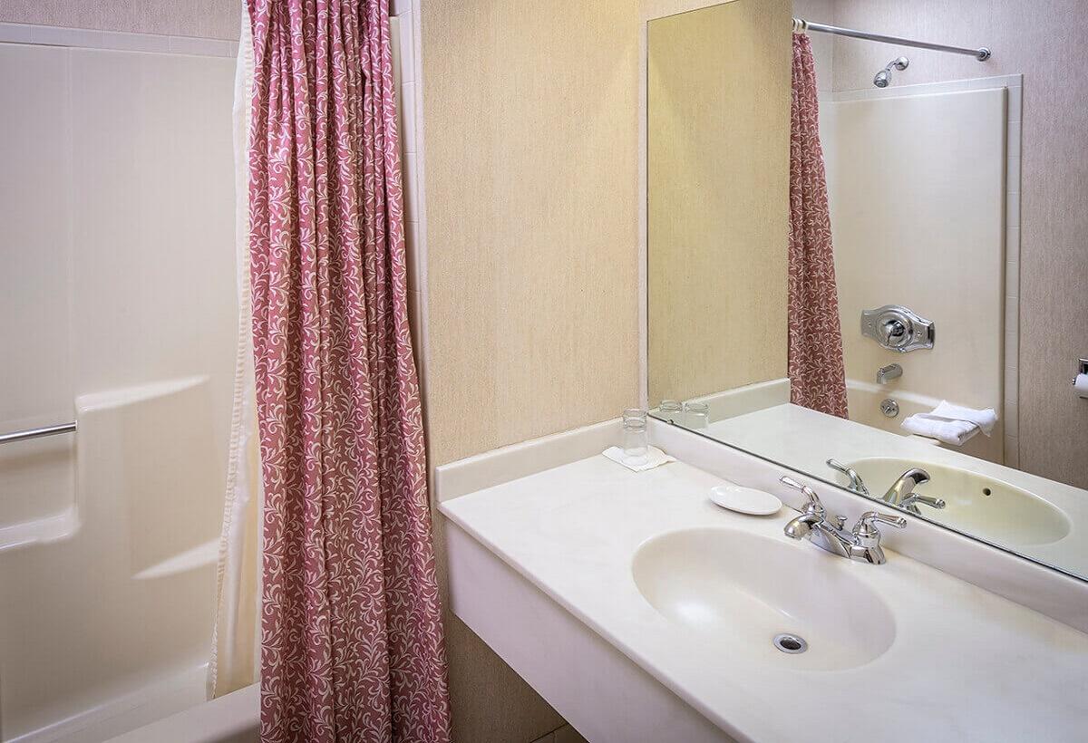 Brandywine River Hotel - Executive Room Bathroom
